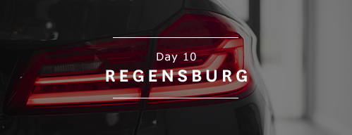 Day 7 - Regensburg