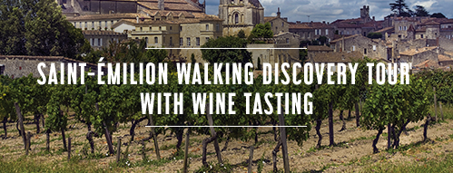 Saint-Emilion Walking Discovery Tour With Wine Tasting