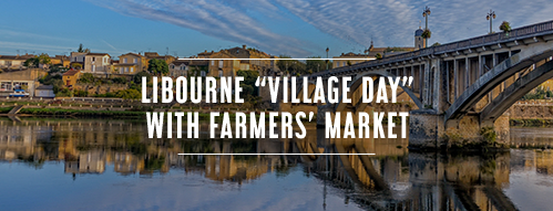 Libourne Village Day with Farmers' Market