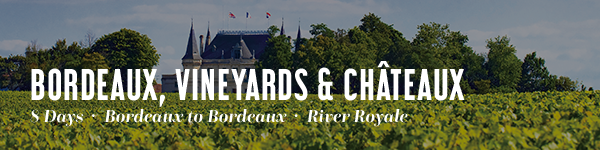 Bordeaux, Vineyards & Chateaux