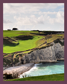 EXCLUSIVE GOLF OUTING IN ÉTRETAT PICTURE