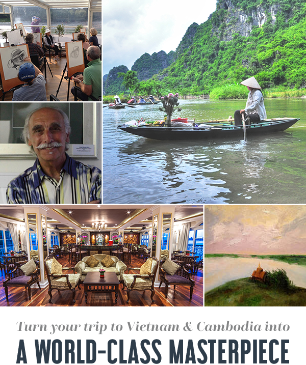 Turn your trip to Vietnam & Cambodia into A world-class masterpiece