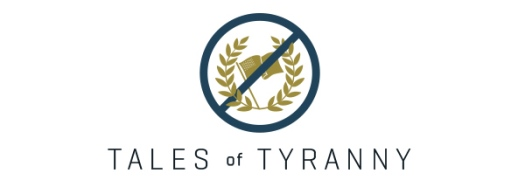 Tales of Tyranny Header - Email