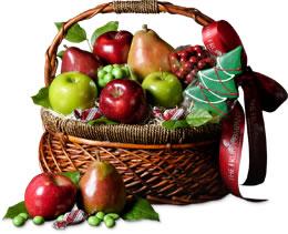 Joyful Jubilee Basket