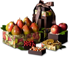 Fall Gift Tower