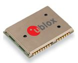 u‑blox LEA-M8F surface-mount precision time & frequency reference module