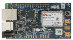 "The mbed‑enabled u‑blox C027 ""Internet of Things Starter Kit"" includes u‑blox cellular and positioning modules plus a powerful ARM Cortex‑M3 microprocessor"