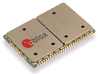 u‑blox' LISA 3G module approved by AT&T