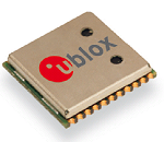 u‑blox' MAX, NEO, and LEA‑7 GPS/GNSS modules support all available satellite positioning systems