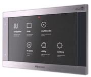 Das MPEON Live 3D von Seoul Commtech, ein multifunktionales Navi auf der Basis der neuesten u‑blox 6 GPS‑Technologie