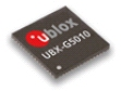 u‑blox single‑chip GPS receiver