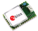 u‑blox' UC530M parallel GPS/GLONASS module with integrated antenna