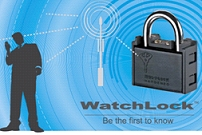 WatchLock is the industry's first security lock that integrates u‑blox GPS and GSM to monitor tampering, summon help