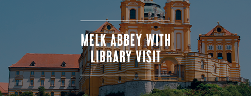 Melk Abbey with library visit