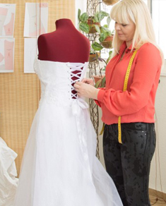 Wedding Gowns: Design and Sewing Course