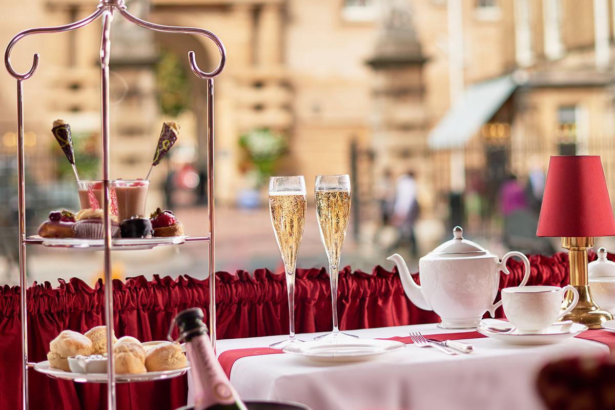 Royal Afternoon Teain The Palace Lounge